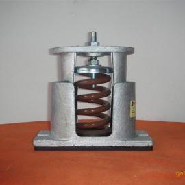 阻尼钢弹簧减震器