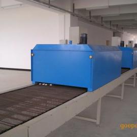 不锈钢网带式烘干线、高温隧道炉