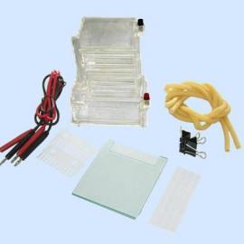 小型单垂直电泳仪/DYCZ-23A小型电泳槽/厂价销售