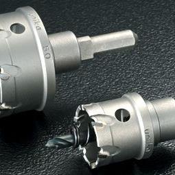 超硬质合金孔钻 (MCTR型)