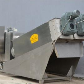 厂家供应不锈钢DLW300-2螺旋污泥脱水机