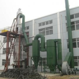 TLZ系列chongtian炉专用综合湿法除尘器