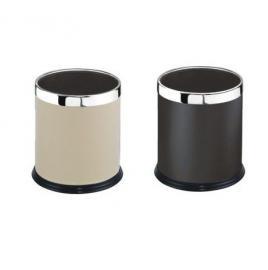 LF-K002双层客房垃圾桶 酒店客房垃圾桶 酒店垃圾桶 圆形小垃圾桶