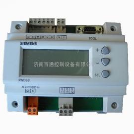 西门子RWD68控制器