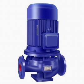 IRG型热水管道增压泵 立式单级管道离心泵