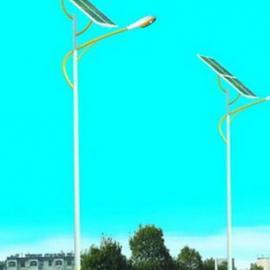 太阳能路灯安装/太阳能路灯灯杆