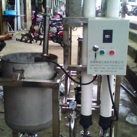 大豆低聚糖提取技术及设备