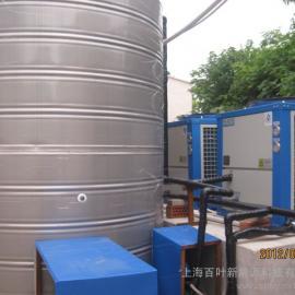 酒店客房空气源热泵工程