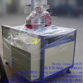 塑料板材抬刀式切割机械|PVC管材切割设备|PPR无屑切割机