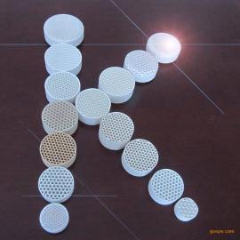 精细蜂窝陶瓷催化剂载体