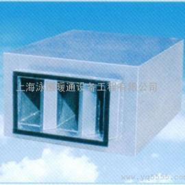 ZP100片式消声器|ZP200片式管道消声器