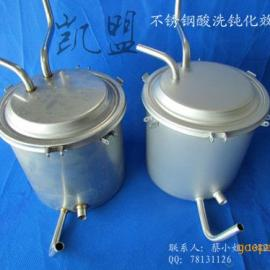 不锈钢银白色酸洗钝化液除氧化皮产品ID4008