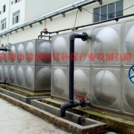 保亭组合式不锈钢保温水箱