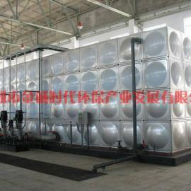 英州不锈钢方形保温水箱