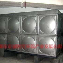 澄迈不锈钢方形保温水箱