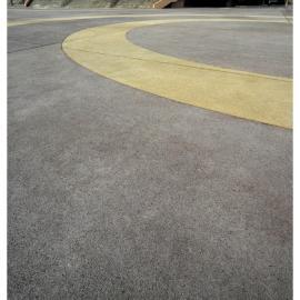 透水新材料|彩色透水混凝土|彩色透水路面