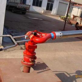 手动固定泡沫水两用消防炮
