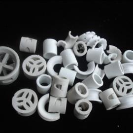 76mm陶瓷异鞍环  有现货|异鞍环塑料鞍型填料