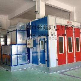供应电加热汽车喷烤漆房 红外线汽车烤漆房
