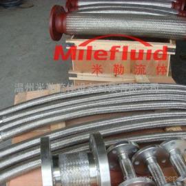 拉环式快速不锈钢软管,法兰式不锈钢软管