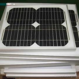 gong应10W单晶太阳neng电池板太阳neng电池板厂家