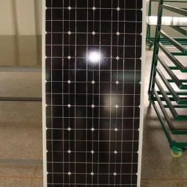 太阳neng电池板厂家 gong应160W单晶太阳neng电池板