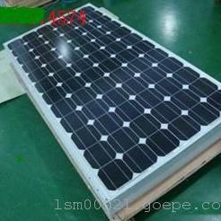【太阳neng电池板厂家直销】150W单晶太阳neng电池板