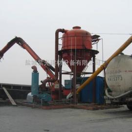 水泥负压卸船机