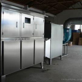 Duke橡胶厂废气除臭装置(或光解氧化除臭装置)