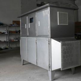 Duke卷烟厂废气除臭装置(或光解氧化除臭装置)