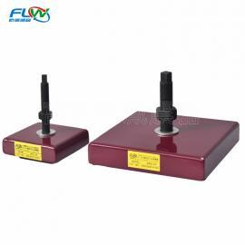 低速�_床�p震器