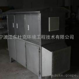Duke合成板厂废气处理设备(或光解氧化除臭装置)采用微波无极灯