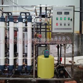 PLC全自动反渗透纯净水机