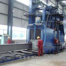 广西抛丸机-广西钢材抛丸机生产厂家