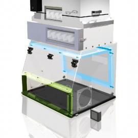 天平排feng粉尘防护zhao合体式FSI 11000系列(双过滤器)