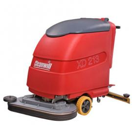 克力威双刷洗地机XD213自走式洗地车大面积洗地机