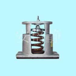 罗茨风机弹簧减震装置