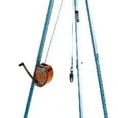 进口多功能救援三角支架,井下有限作业三脚架作用