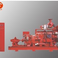 XBC柴油�C消防泵�M,柴油�C消防水泵