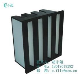 铝框V-Bank标准型高效空气过滤器
