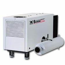 SREWLINE系列螺杆式无油压缩真空泵