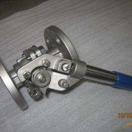 弹簧自动复位阀一片式 二片式 三片球阀 