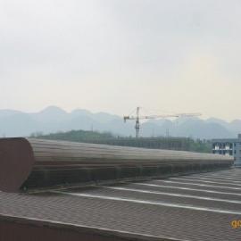 4500型中脊电动启闭式通风气楼