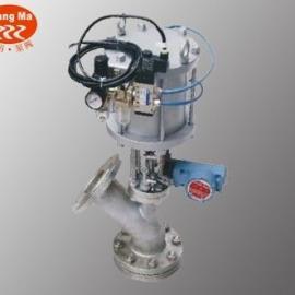 QSFL、QXFL气动放料阀,铸钢气动放料阀,不锈钢放料阀