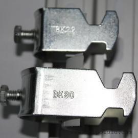 BK18-BK22-电线夹-镀锌电缆夹子美国销售