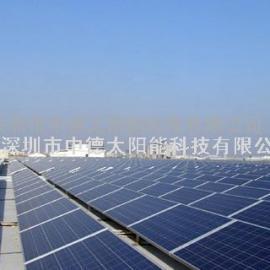 大型太阳能发电系统