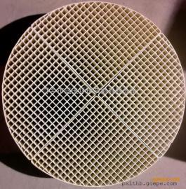 圆型陶瓷蓄热体