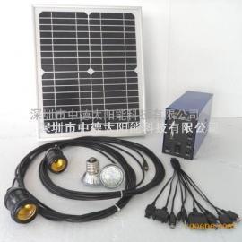 5瓦太阳能小型发电系统