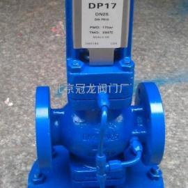 斯派莎克DP17-16蒸汽导管减压阀