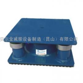 低频空气弹簧减振器